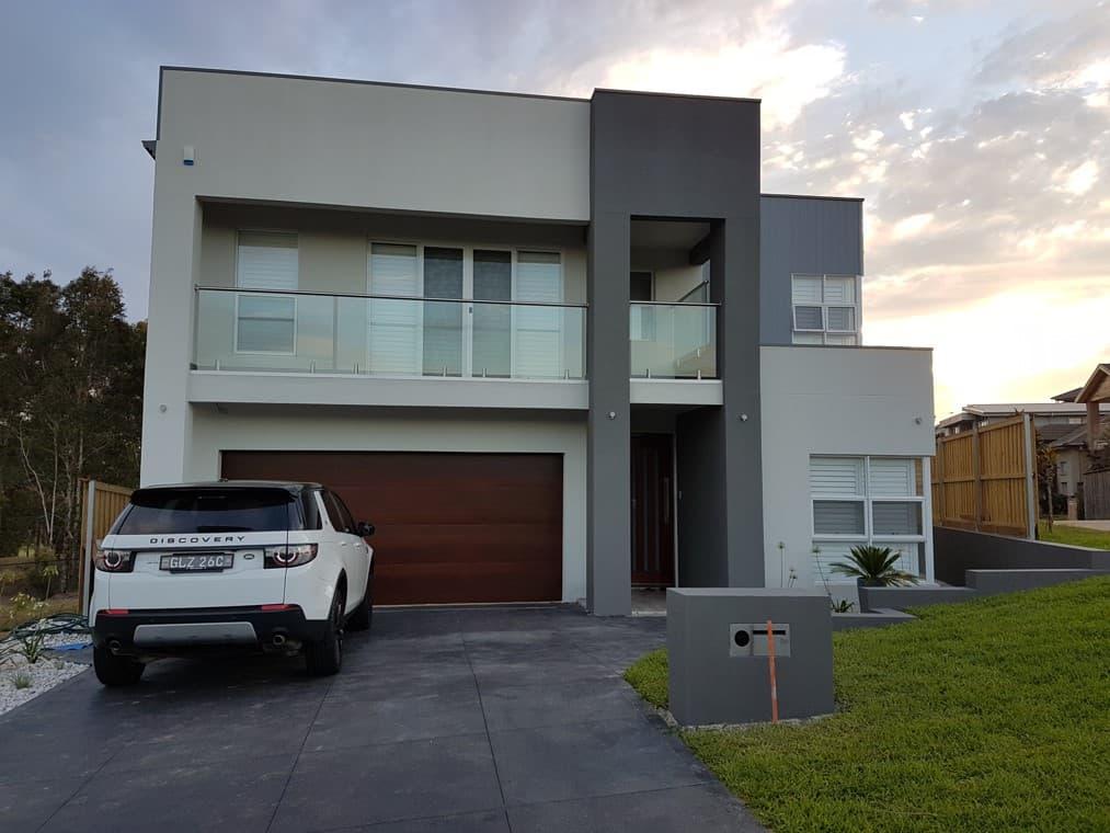 House Rendering Sydney| Zaks Render | Acrylic & Cement Render